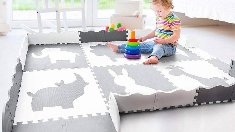 Tapis mousse bébé : comment faire le bon choix ?