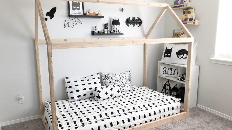 Le meilleur lit cabane Montessori