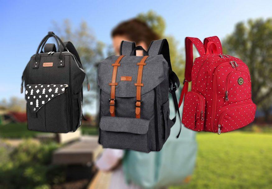 Quel sac à dos à langer choisir ?