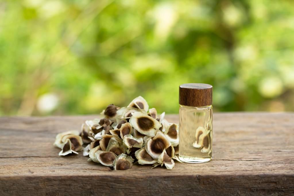 huile moringa